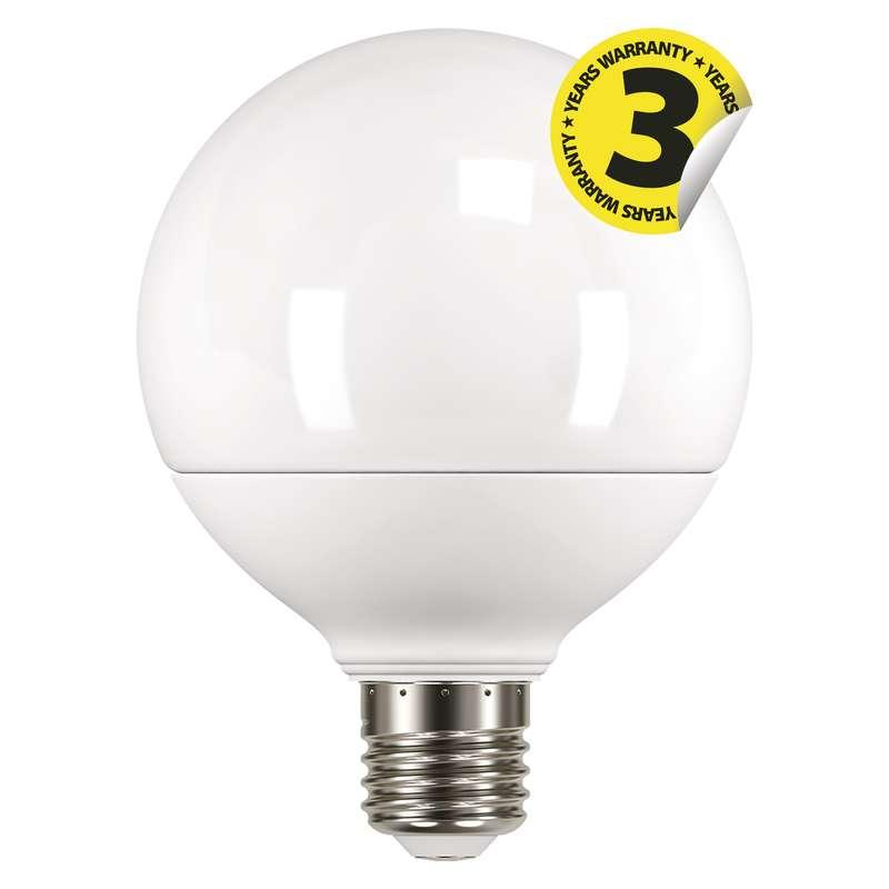 LED žárovka Classic Globe 11,5W E27 teplá bílá
