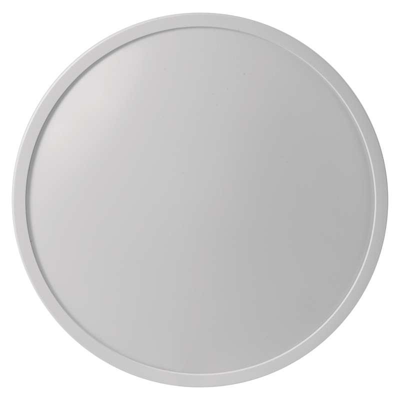 LED přis. svítidlo, kruh, 21,5W, stmív., nastav. tepl. barvy