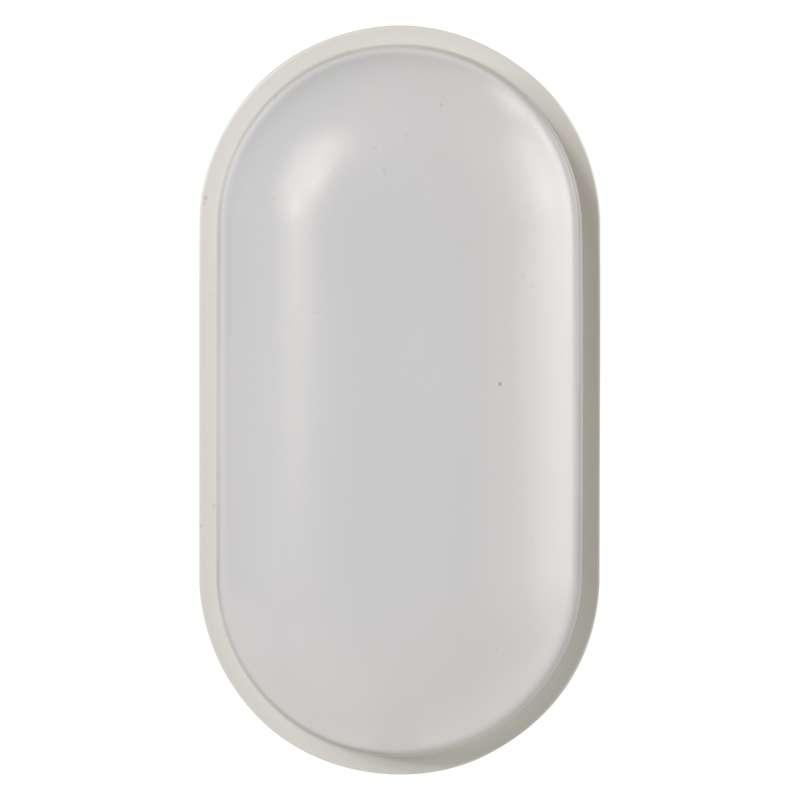 LED přisazené svítidlo, ovál 20W neutrální bílá