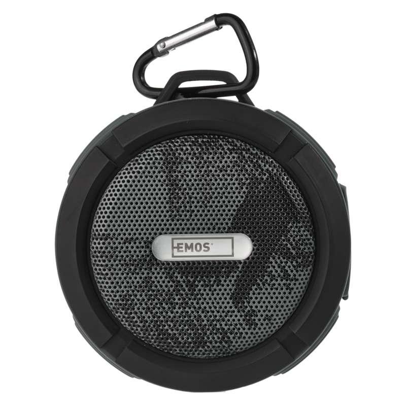 Bluetooth reproduktor EMOS FREESTYLER, šedá