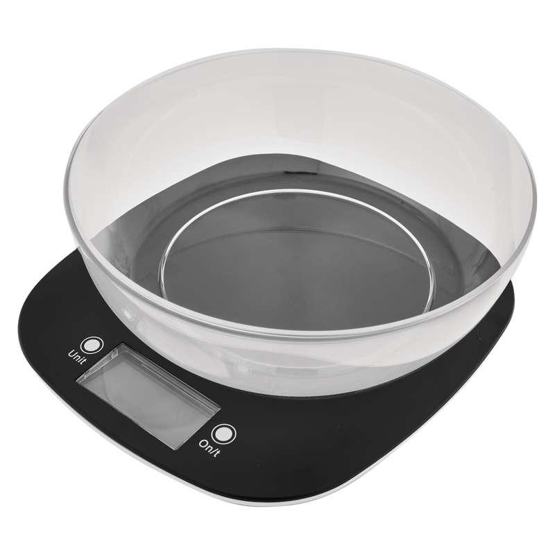 Digitální kuchyňská váha EV025 černá