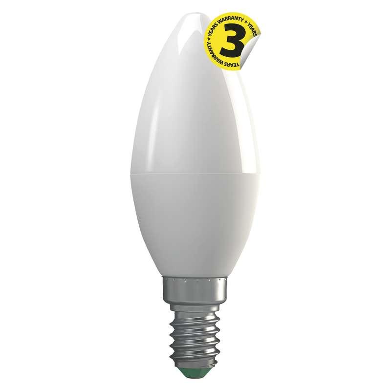 LED žárovka Classic Candle 4W E14 teplá bílá
