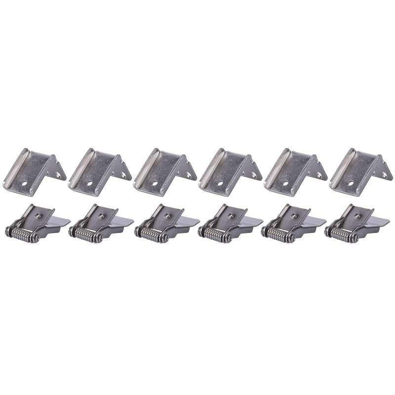 6 pružin pro LED panel 120×30cm