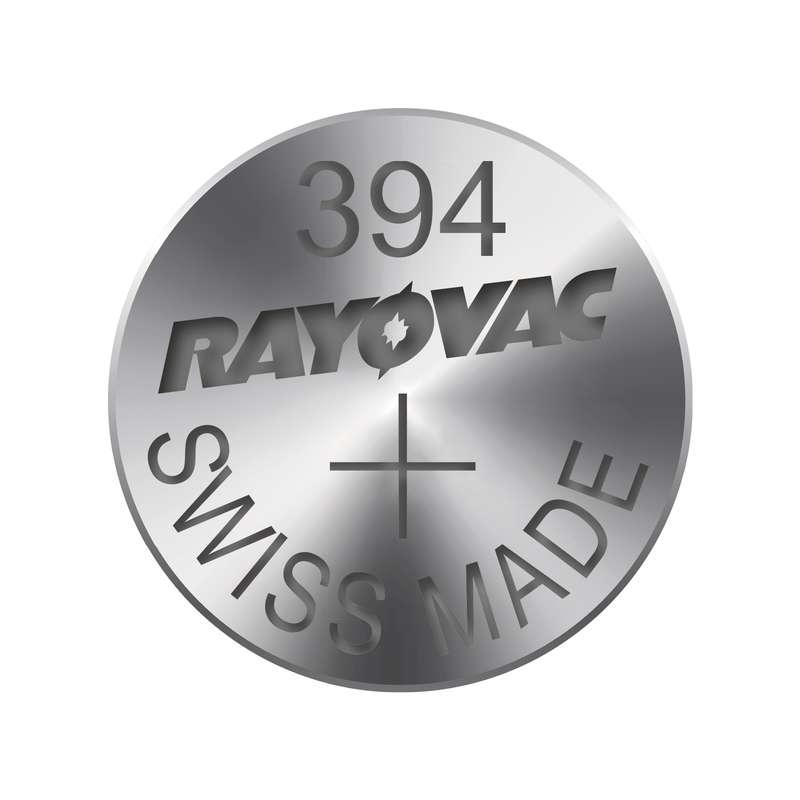 Knoflíková baterie do hodinek RAYOVAC 394 blistr