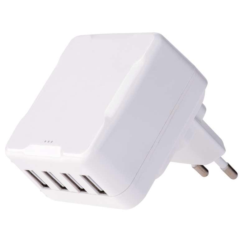Univerzální duální USB adaptér do sítě SMART 6,8A (34W) max.