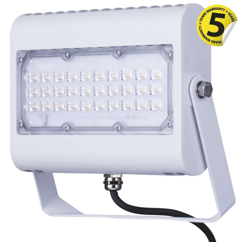 LED reflektor PROFI PLUS 50W neutrální bílá, bílý