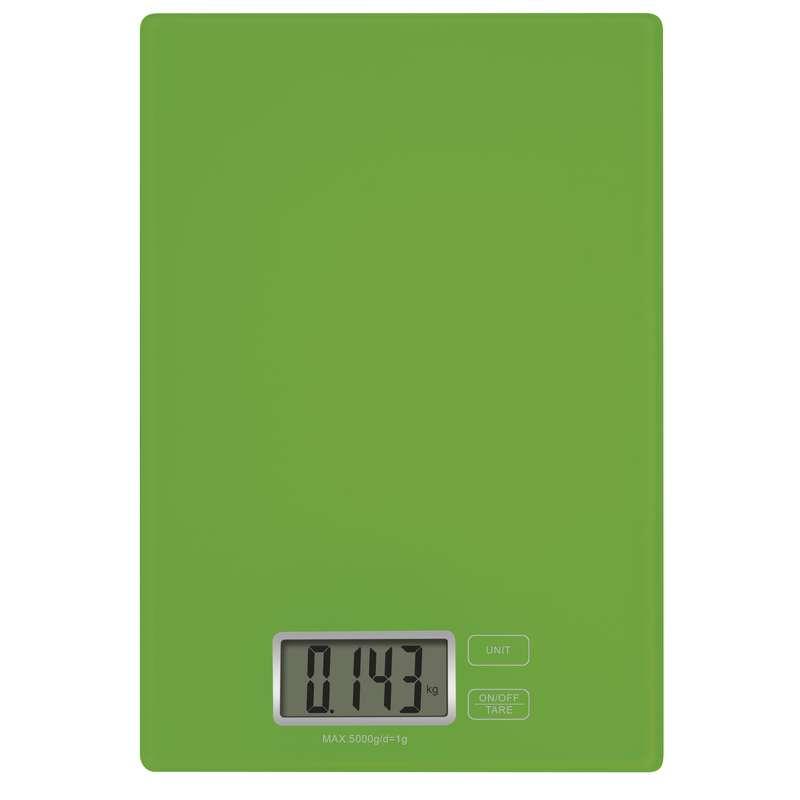 Digitální kuchyňská váha EV003 zelená