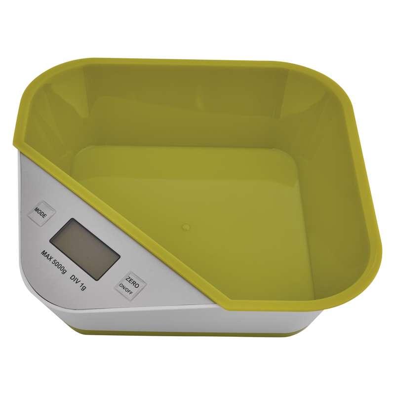 Digitální kuchyňská váha EV024 zelená