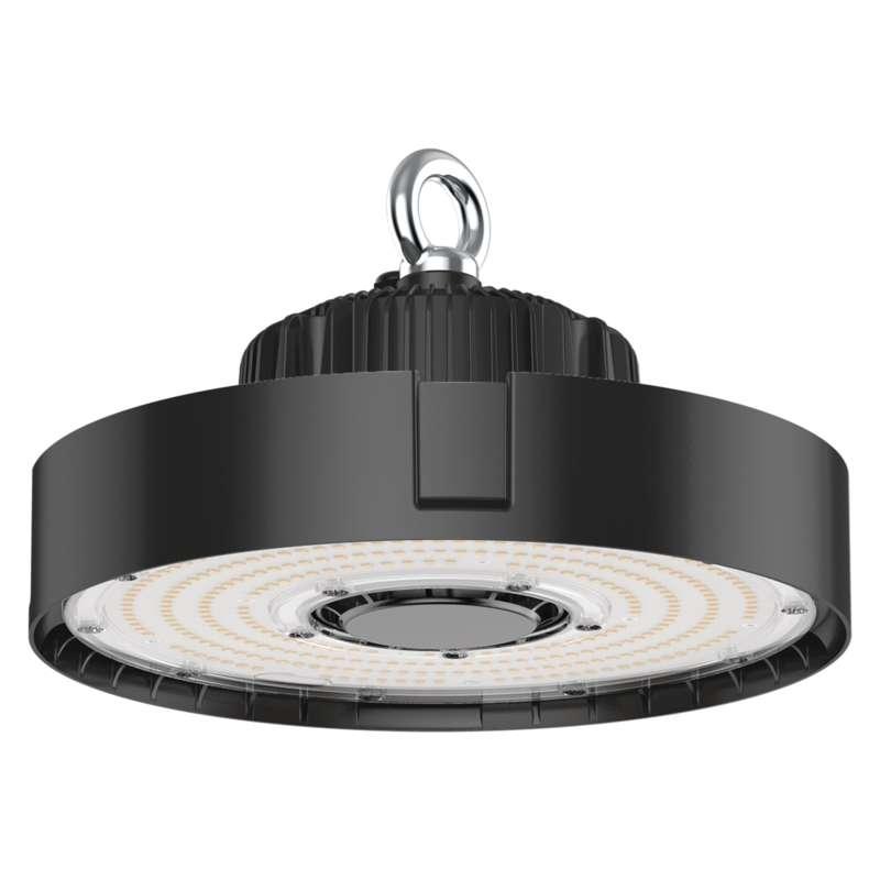LED průmyslové závěsné osvětlení, HIGHBAY 100W, 90°