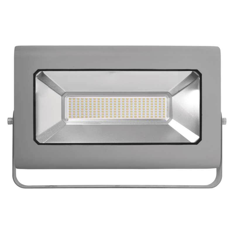 LED reflektor PROFI, 150W neutrální bílá, šedý