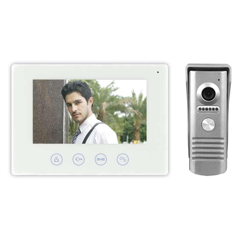 Domácí videotelefon EMOS, barevná sada s WiFi, H2014