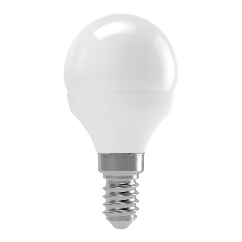LED žárovka Mini Globe 8W E14 teplá bílá