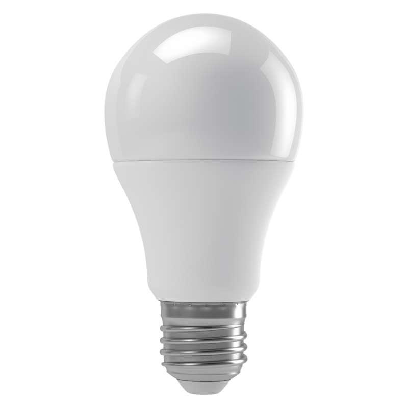 LED žárovka A60 9W E27 teplá bílá