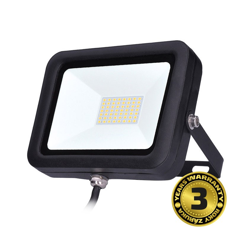 Solight LED reflektor PRO, 50W, 4250lm, 5000K, IP65