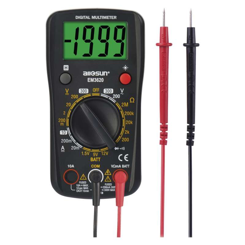 Měřící přístroj - multimetr MD-310