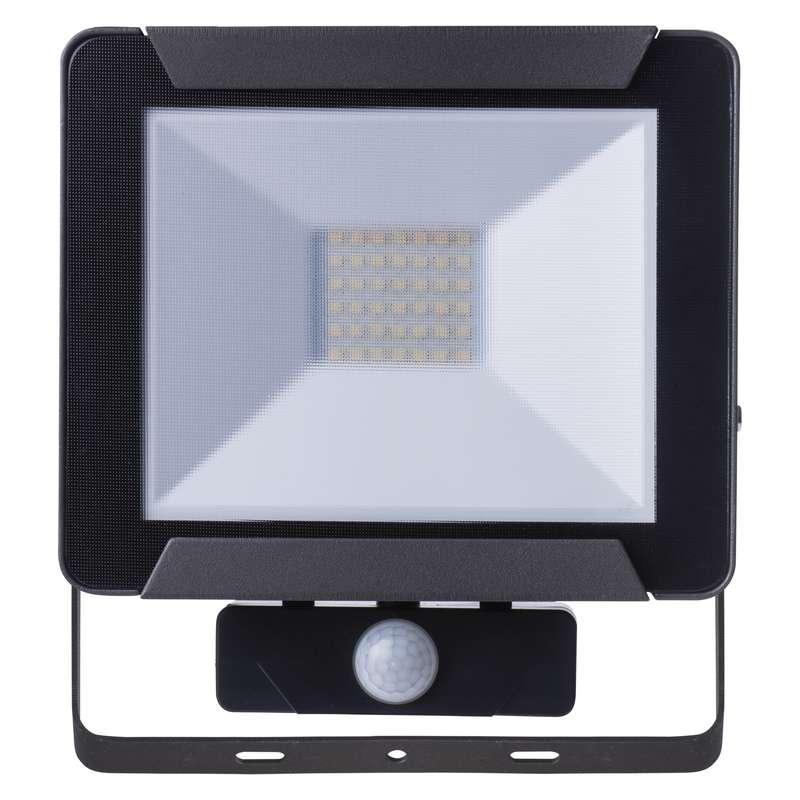 LED reflektor IDEO s pohybovým čidlem, 50W neutrální bílá