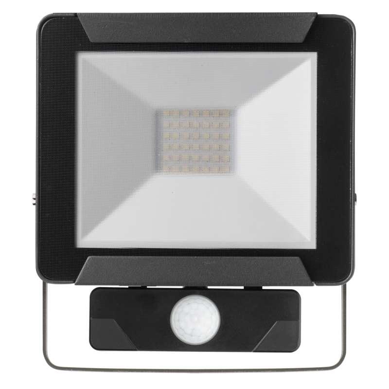 LED reflektor IDEO s pohybovým čidlem, 30W neutrální bílá