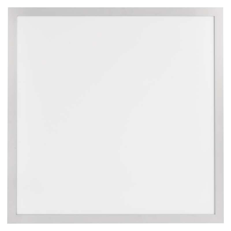 LED panel 60×60, vestavný bílý, 48W, IP65 neutrální bílá