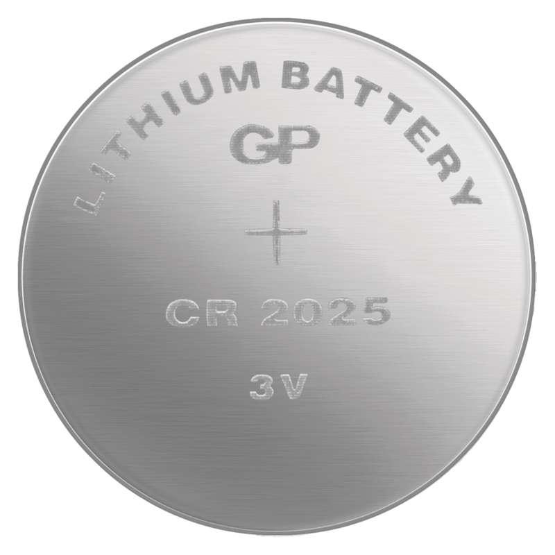 Lithiová knoflíková baterie GP CR2025